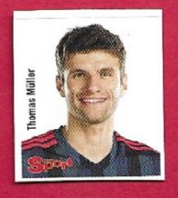 Bayern Munich Thomas Muller Germany S3